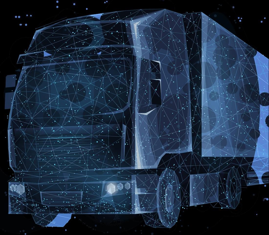 Codeska banner logistics management software